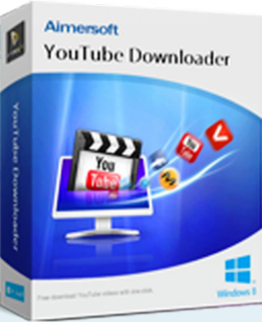 Aimersoft YouTube Downloader v4.1.0.3
