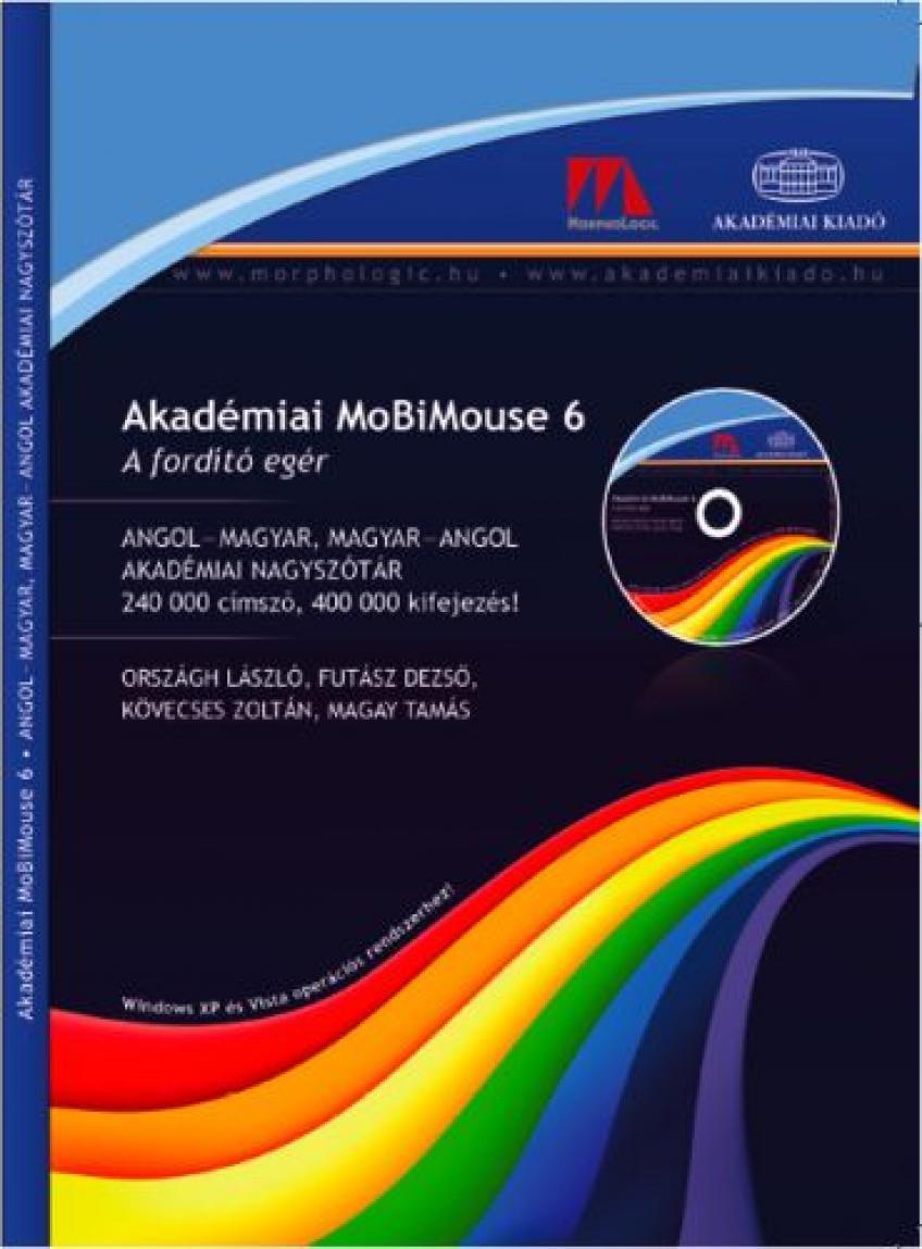 Akadémiai MoBiMouse v6.1.0.552 - Országh-féle angol Akadémiai nag...