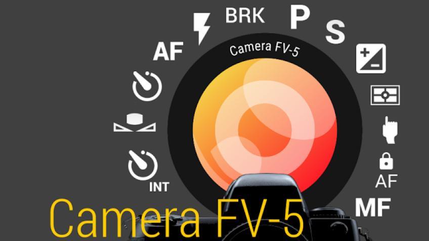 [Android] Camera FV-5 v3.0