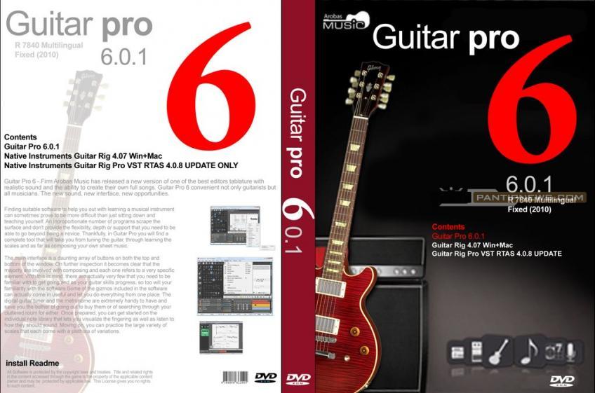 Guitar Pro v5.2 x86-x64