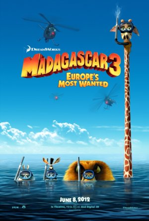 Madagaszkár 3.