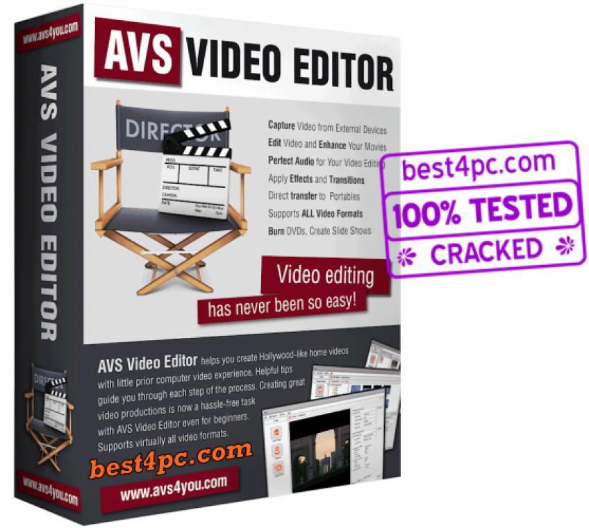 AVS Video Editor v7.0.1.258