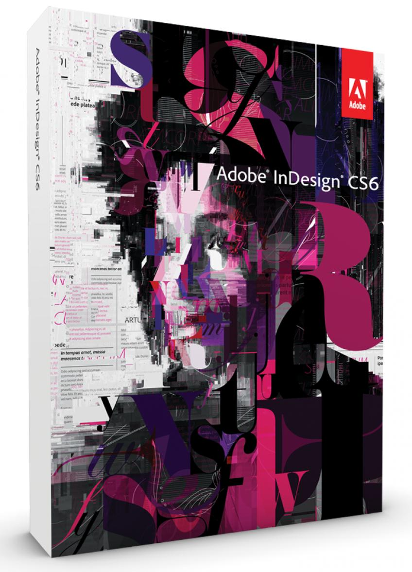 Adobe Indesign CS6 v8.0