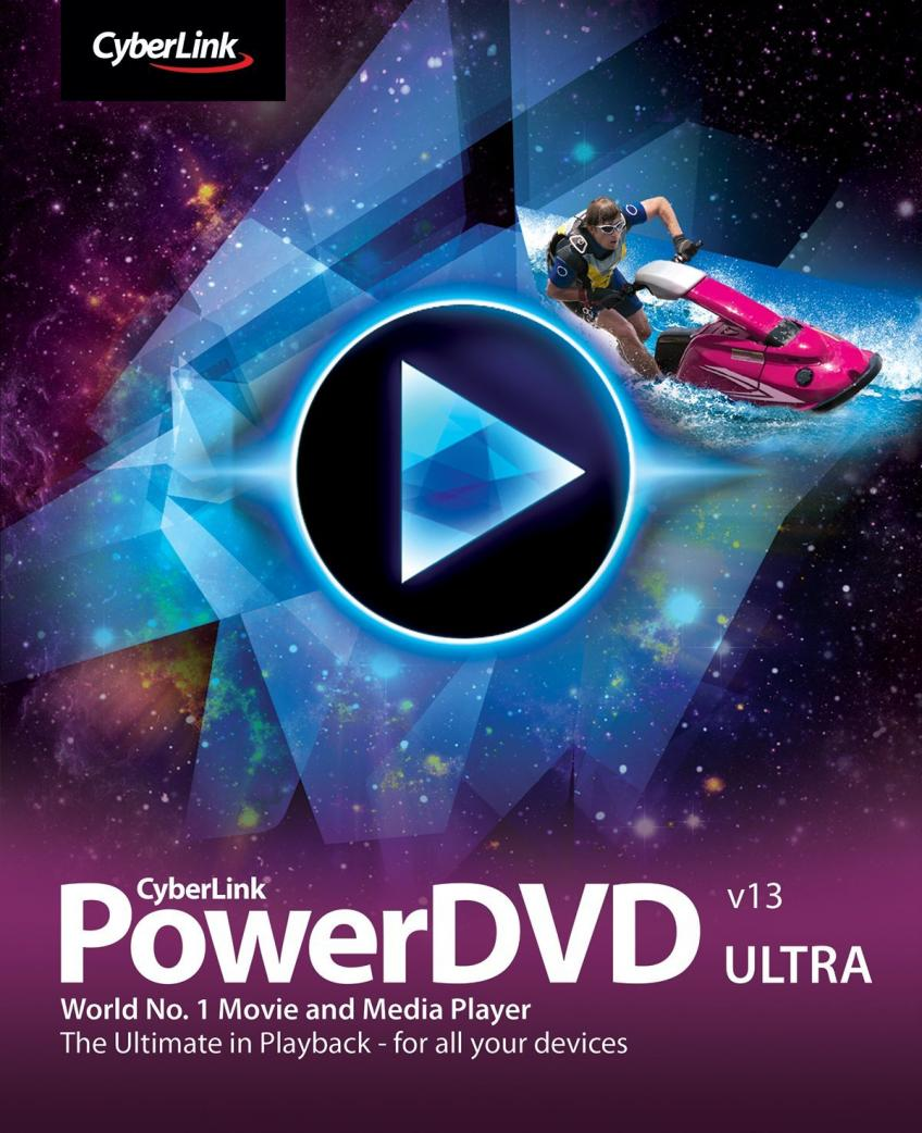 CyberLink PowerDVD Ultra v15.0.1804.58