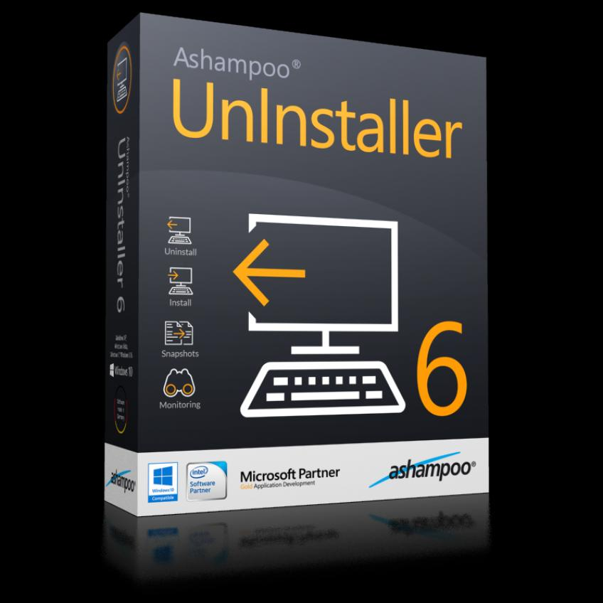 Ashampoo UnInstaller v6.00.14 HUN