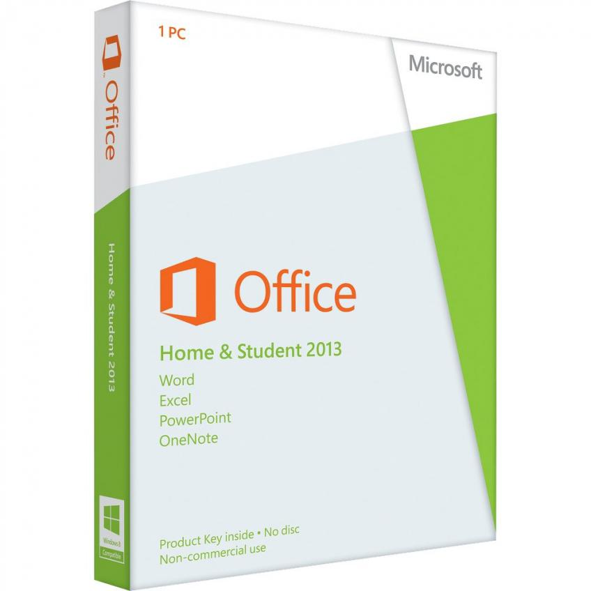 Microsoft Office 2013 HomeStudent x86-x64 HUN