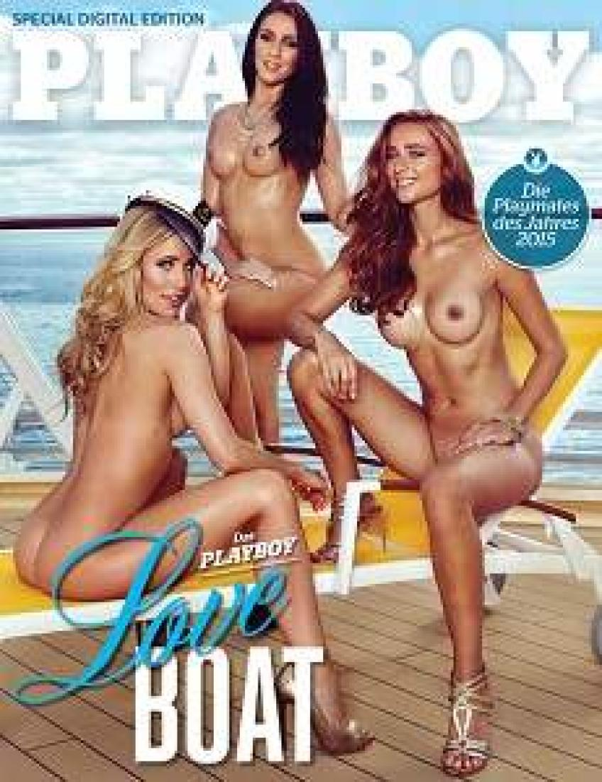 Playboy Germany Special Edition - Das Playboy Love Boat 2015 - 12.