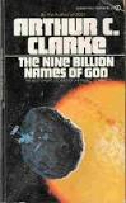 Arthur C. Clarke - Isten kilencmilliárd neve