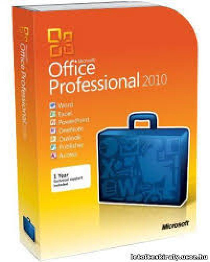 Microsoft Office Professional Plus 2010 HUN x64