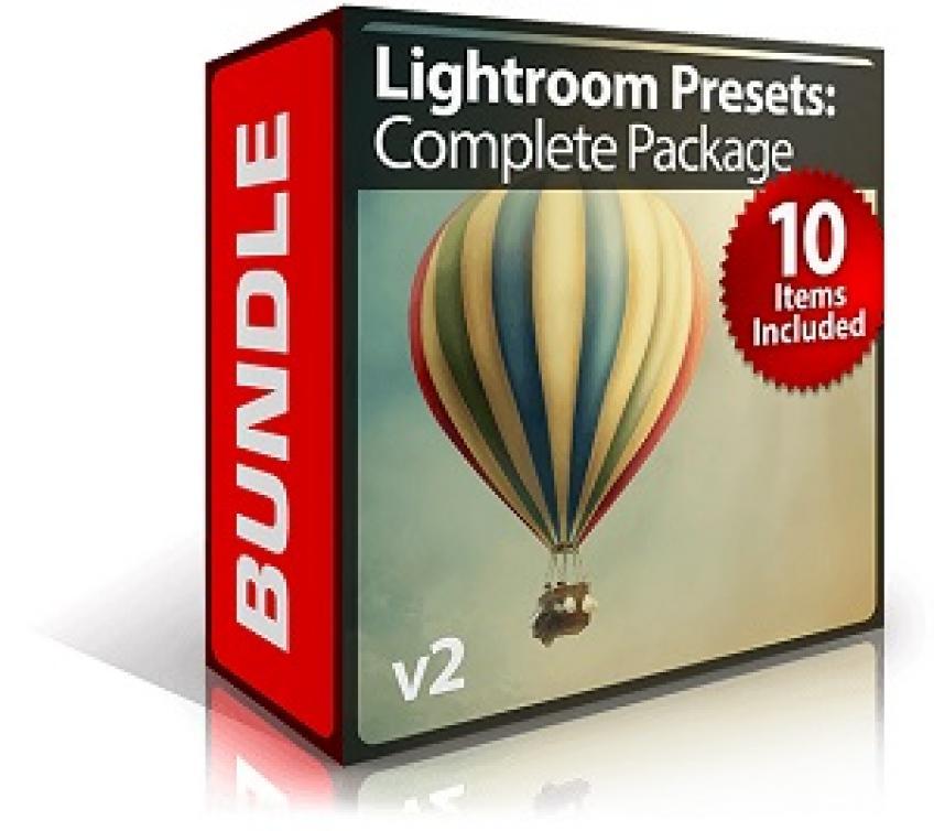 Lightroom Presets - Complete Package