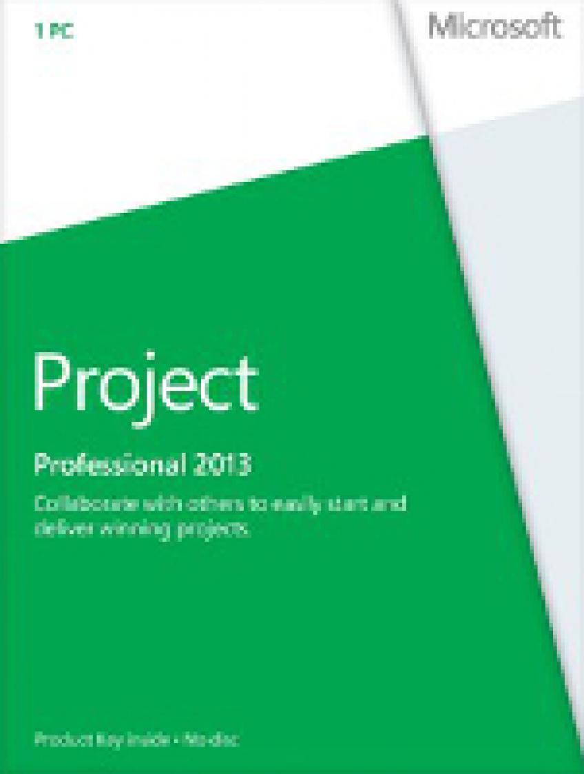 Microsoft Project Professional 2013 SP1 VL x64 HUN MSDN