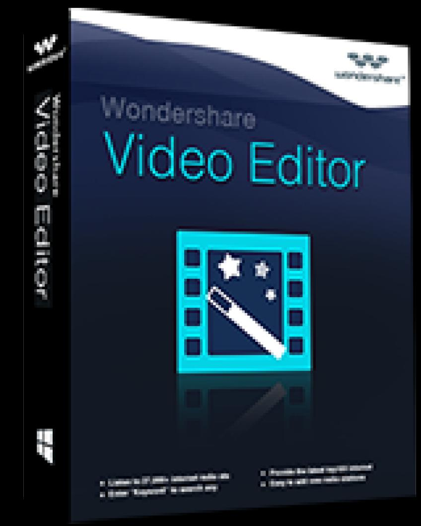 Wondershare Video Editor v5.0.1.1