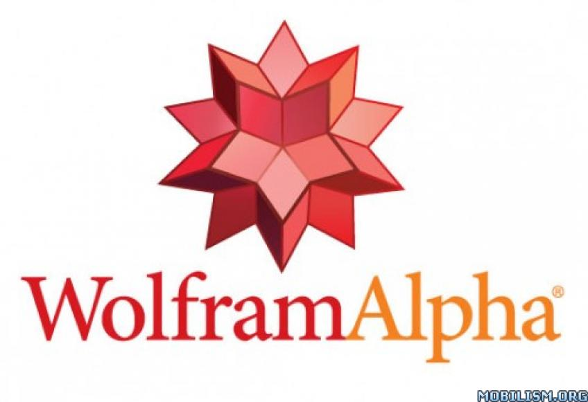 [Android] WolframAlpha v1.3.0.5087674