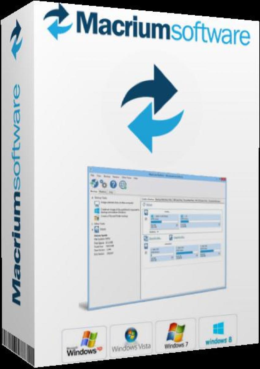Macrium Reflect Server Plus v6.0.708 x86-x64