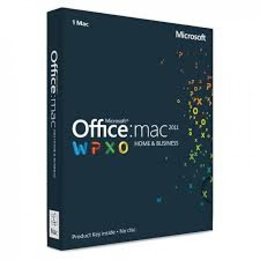 [MAC] Microsoft Office for Mac 2011 Home and Business Edition v14...