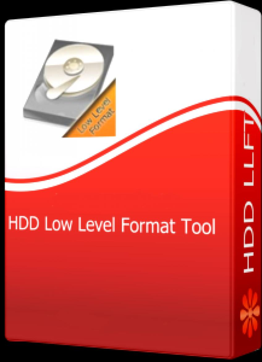 HDD Low Level Format Tool v4.40 - Portable