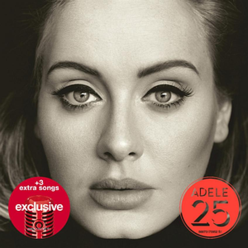 Adele - 25 - Target Deluxe Edition