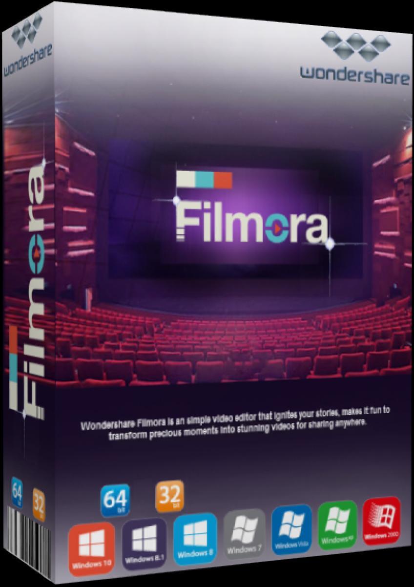 Wondershare Filmora v6.0.3.15