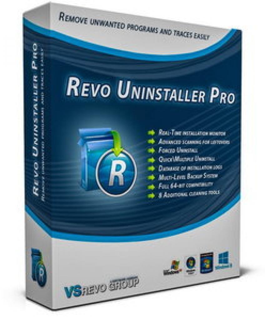 Revo Uninstaller Pro v3.1.4 x86-x64 HUN