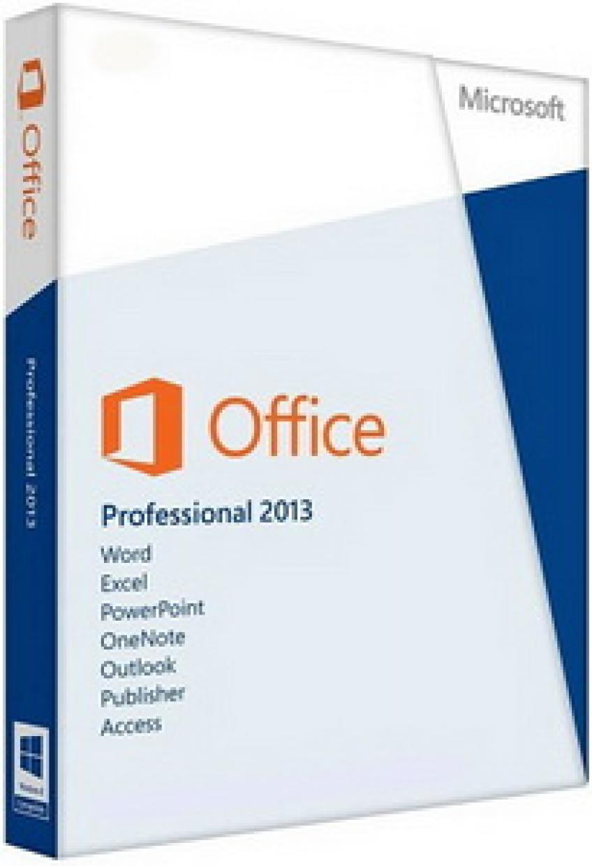 Microsoft Office Professional Plus 2013 VL HUN x64