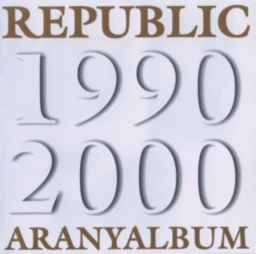 Republic - Aranyalbum