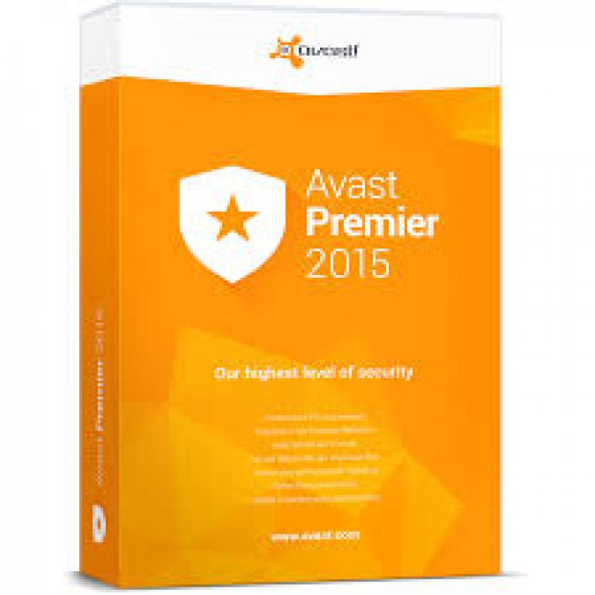 Avast Premier 2015 v.10.0.2206