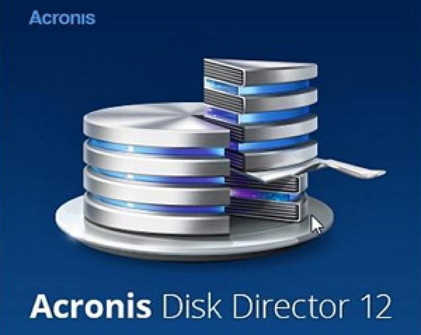 Acronis Disk Director v12.3223