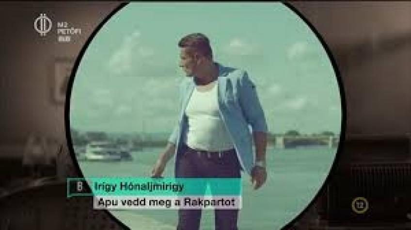 Irigy Hónaljmirigy - Apu vedd meg a Rakpartot