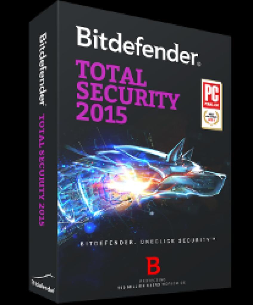 Bitdefender Total Security 2015 v18.14.0.1088 x86-x64
