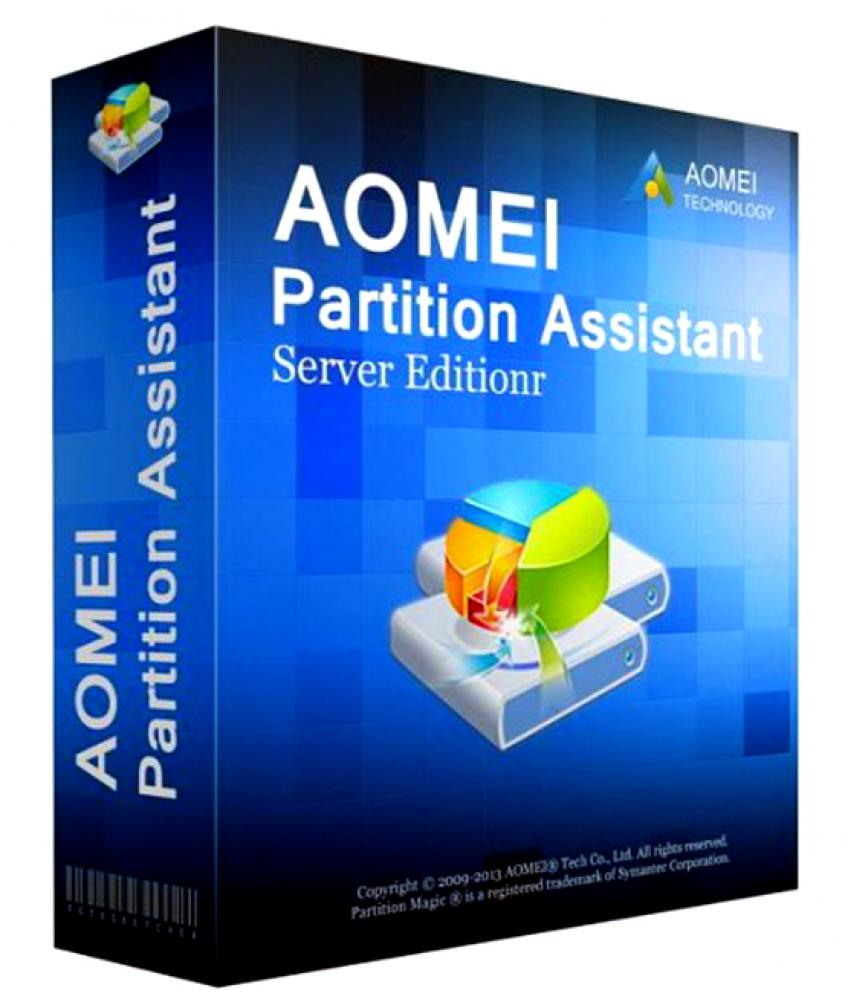 AOMEI Partition Assistant Technician Edition Bootable v5.6.2