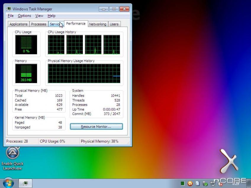 eXPerience Tiny Windows 7 x86 Rev01