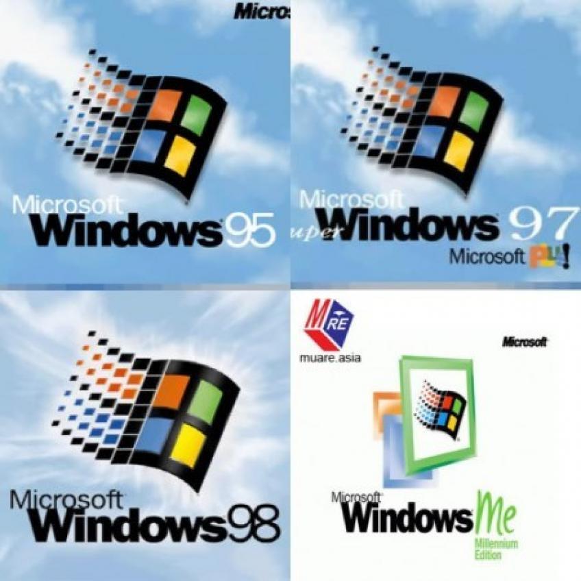 Windows 95, 98, 98SE, ME bootolható telepítő cd (magyar)
