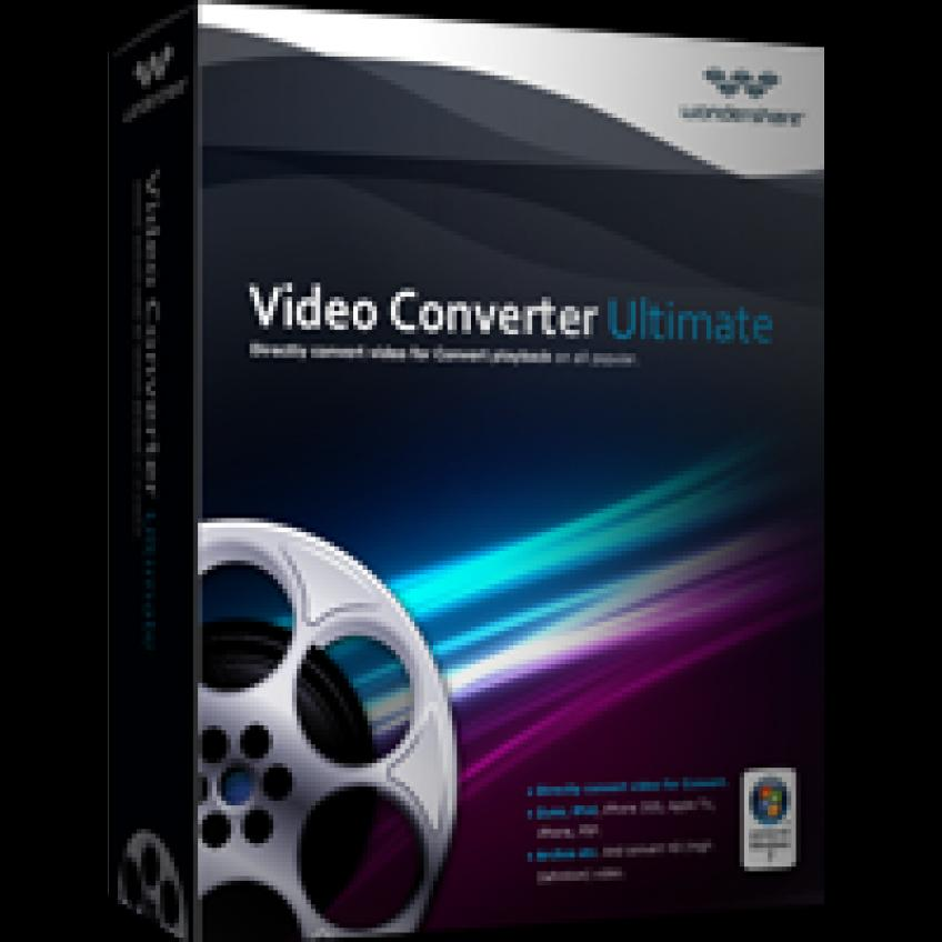 Wondershare Video Converter Ultimate v8.5.6.0