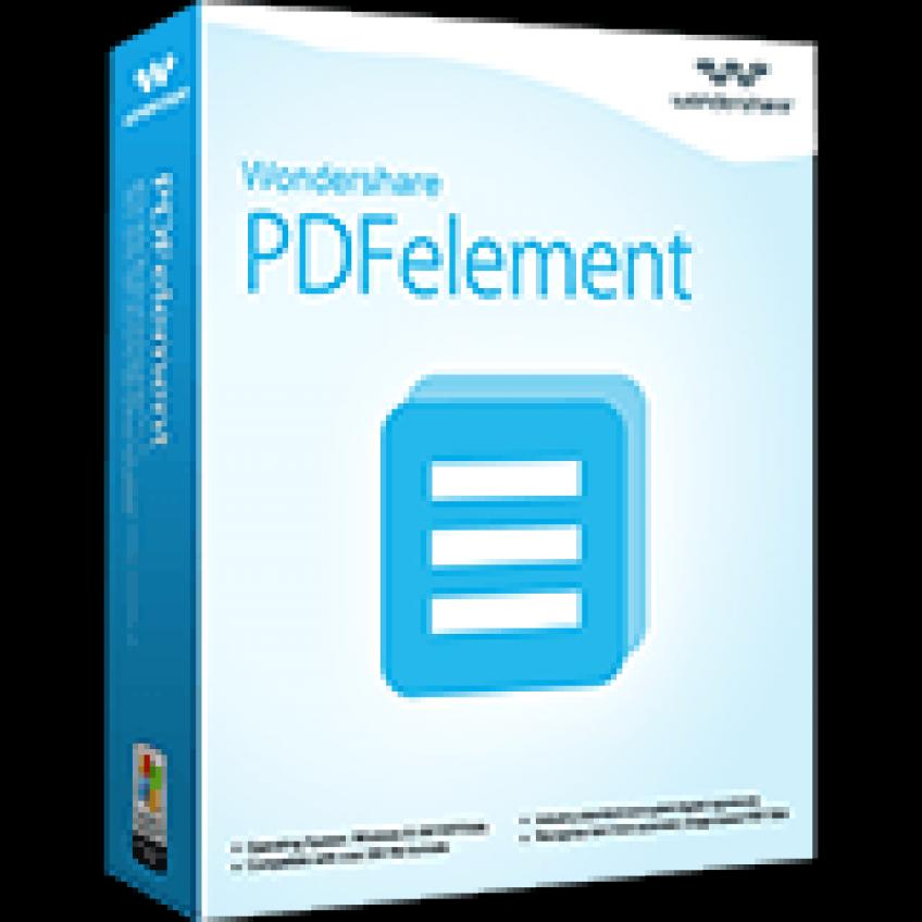 Wondershare PDF Editor with OCR Plugin v5.1.6.0