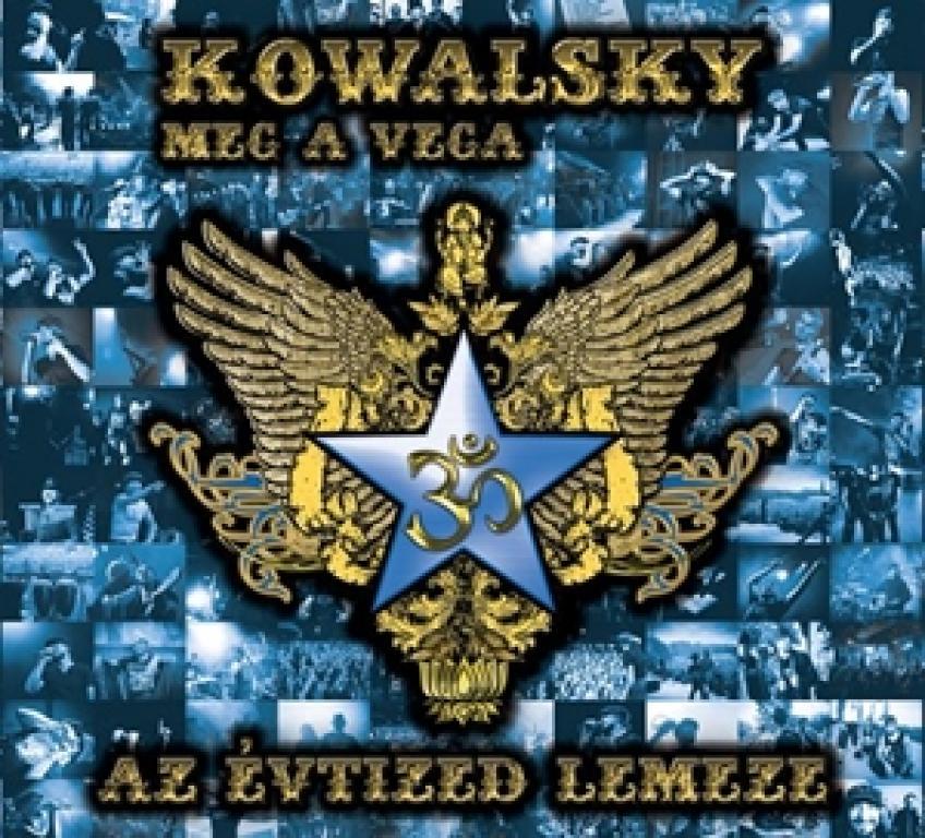 Kowalsky meg a Vega - Az évtized lemeze