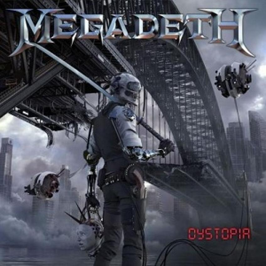 Megadeth – Dystopia - Deluxe Edition