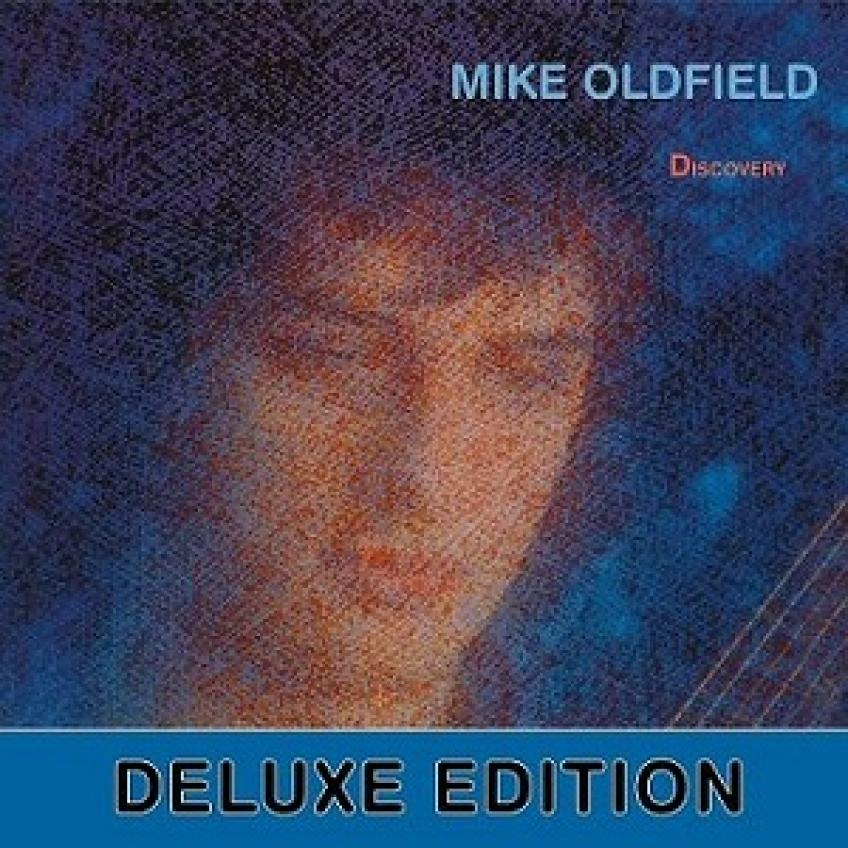 Mike Oldfield - Discovery - 2015 Remastered - Deluxe Edition