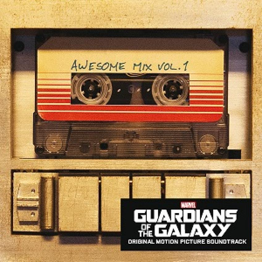 VA - Guardians of the Galaxy - Awesome Mix, Vol. 1 OST