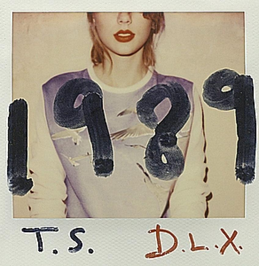 Taylor Swift - 1989 - Deluxe Edition