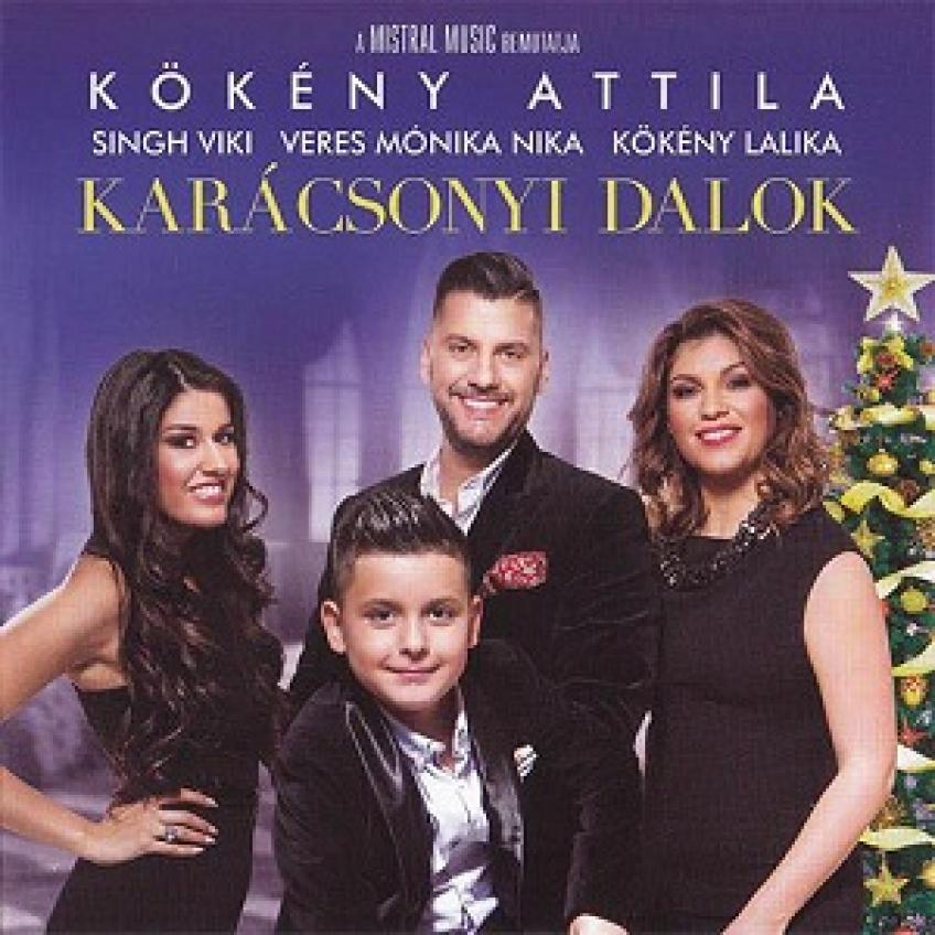 Kökény Attila és barátai - Karácsonyi Dalok