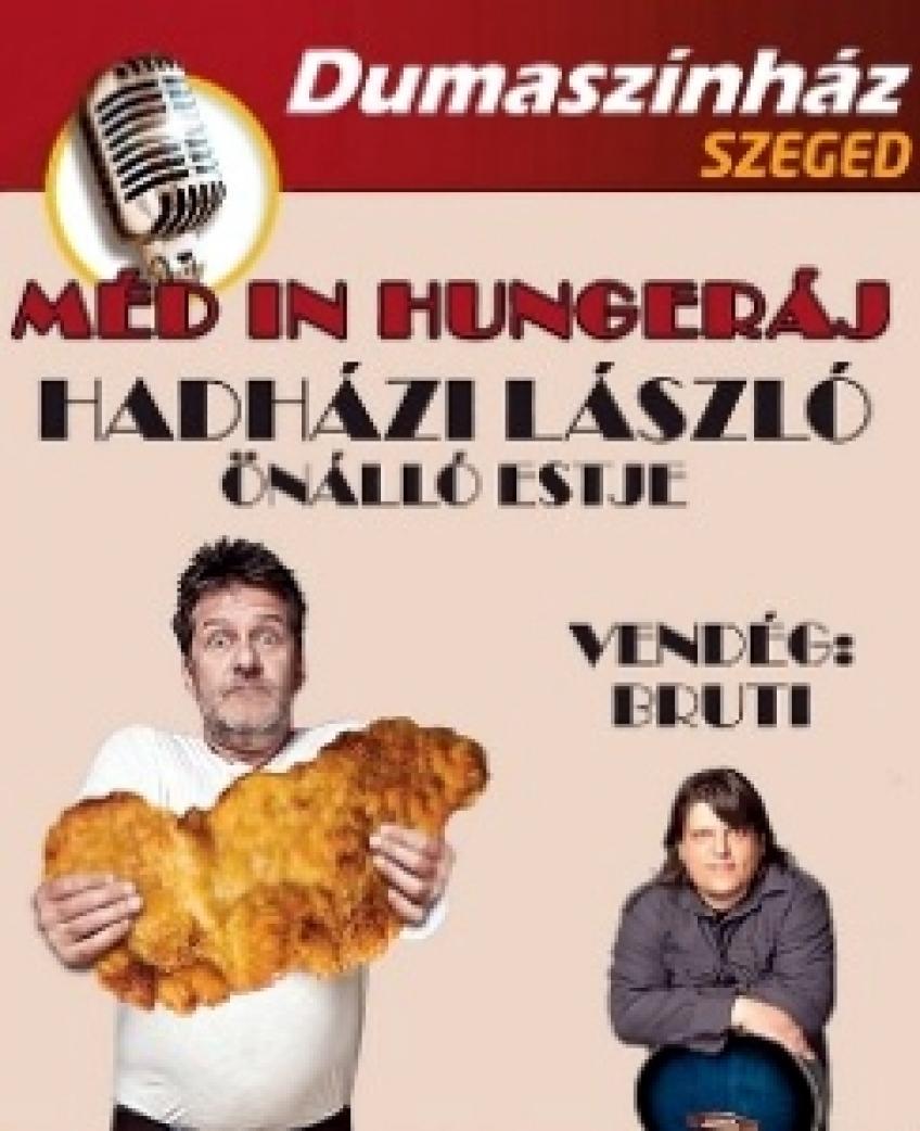 Hadházi László - Méd in Hungeráj