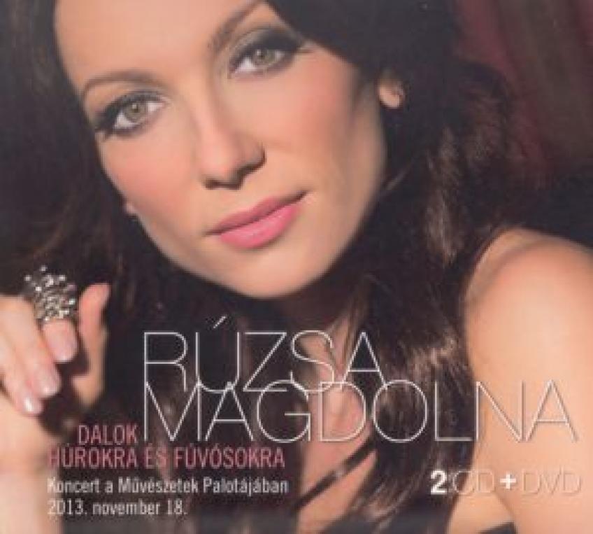 Rúzsa Magdolna - Dalok húrokra és fúvósokra