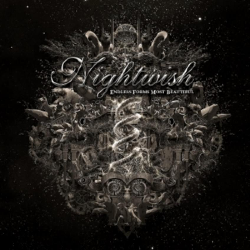 Nightwish - Endless Forms Most Beautiful0