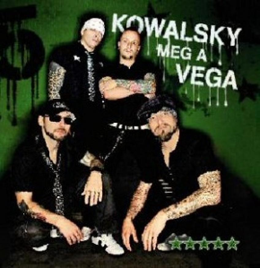 Kowalsky meg a Vega - Öt csillag
