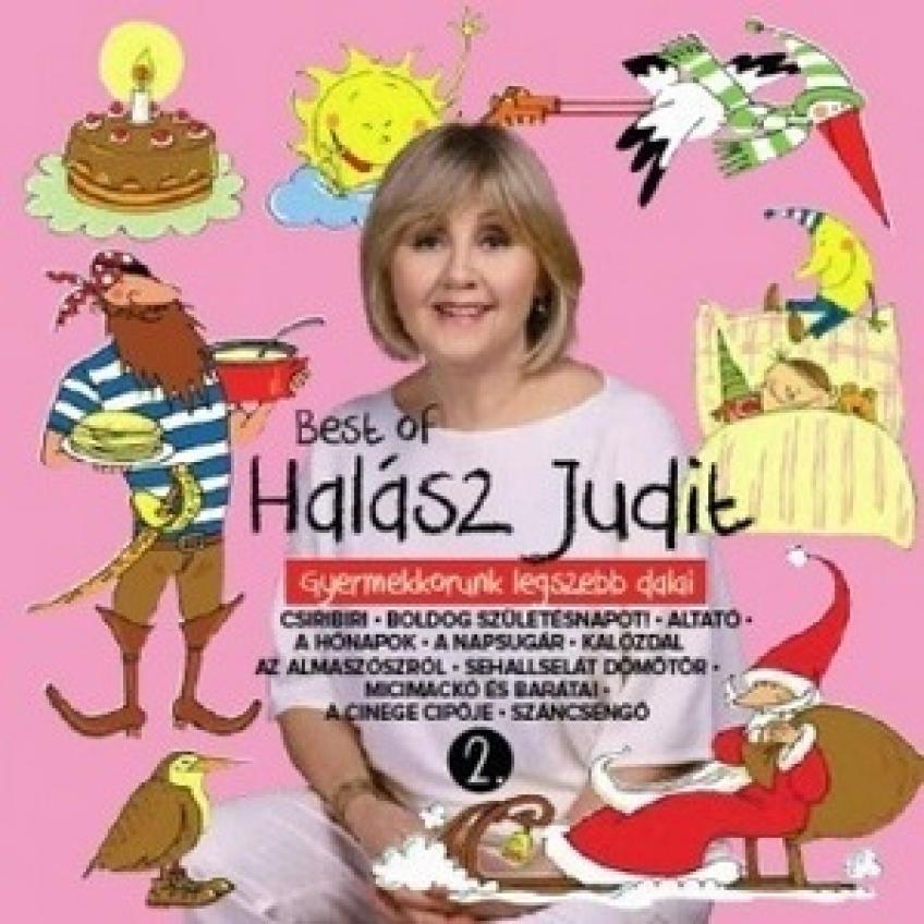 Halász Judit - Best of Halász Judit 2.