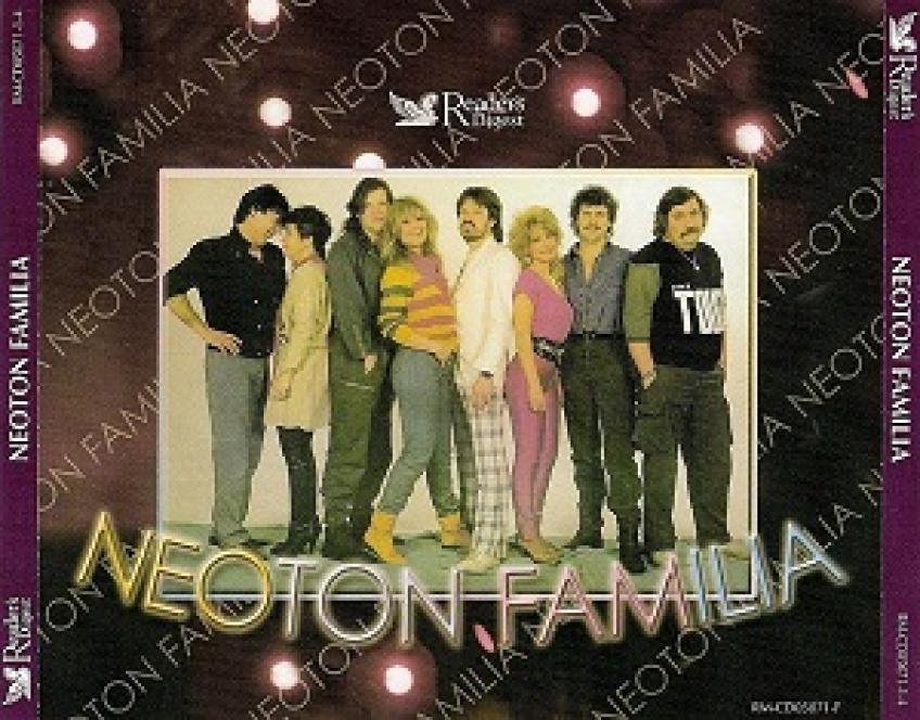 Neoton Família - Neoton Família