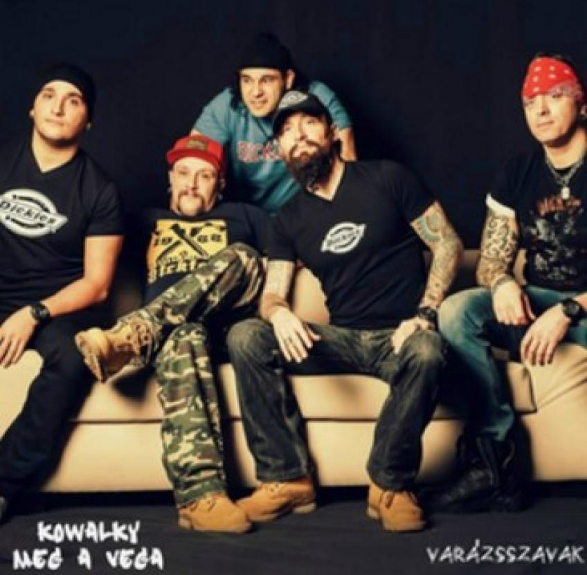 Kowalsky Meg A Vega - Varázsszavak - Single