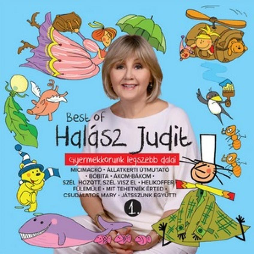 Halász Judit - Best of Halász Judit 1.