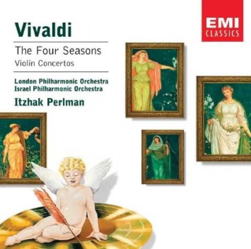 Antonio Vivaldi - The Four Seasons and Violin Concertos