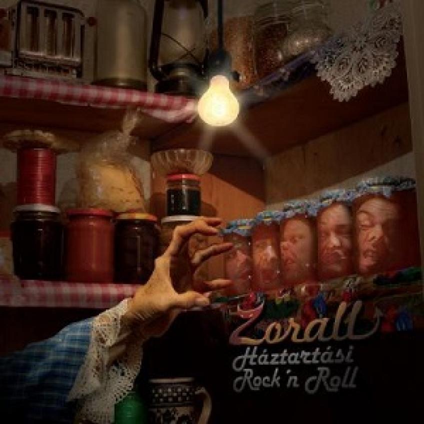 Zorall - Háztartási Rock'n'Roll